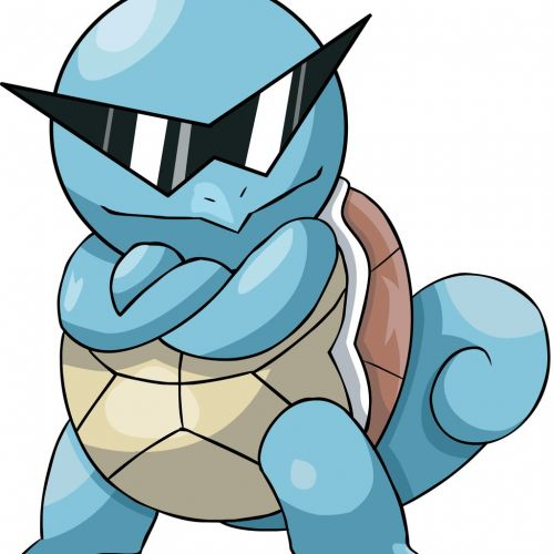 Squirtle Profile Picture