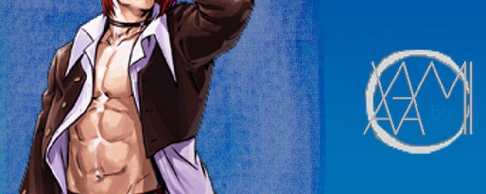 André Iori Yagami Cover Image