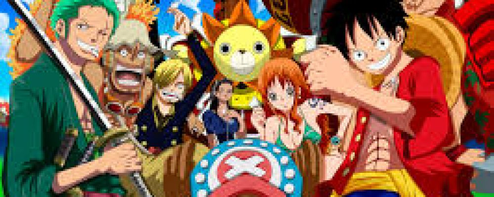 one piece Cover Image
