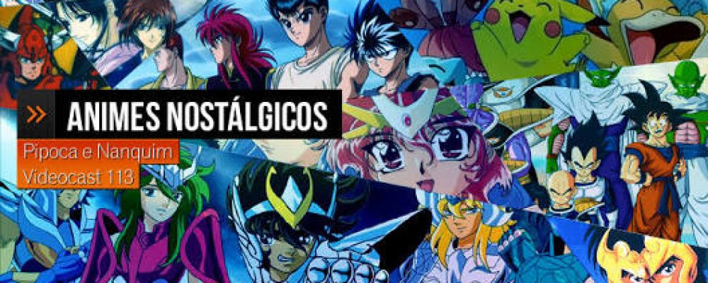 Animes Antigos Cover Image
