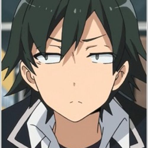 Hikigaya Hachiman Profile Picture