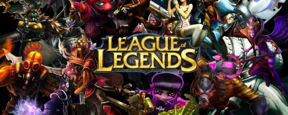 League of Legends Cover Image