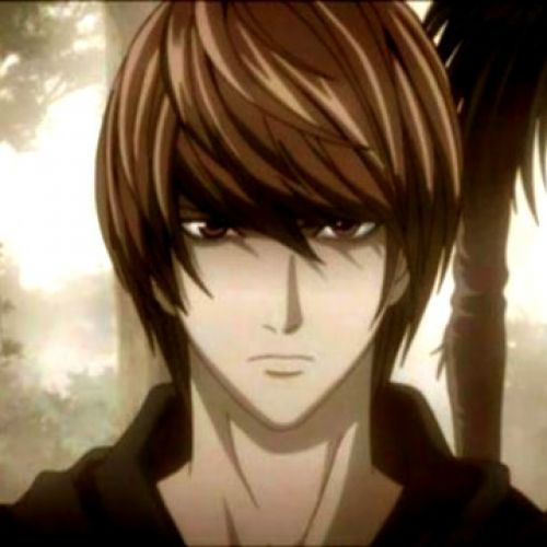 Light Yagami Profile Picture