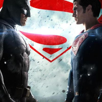 Batman Vs Superman Profile Picture