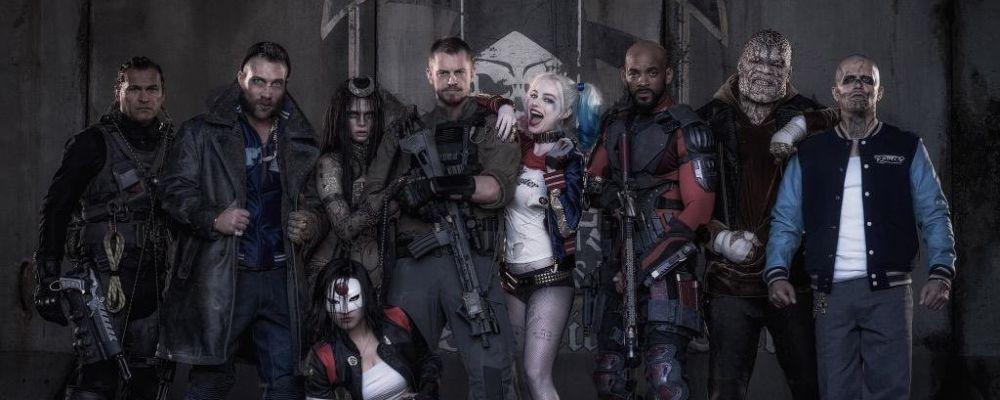 Suicide Squad Cover Image