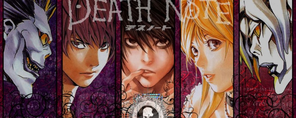 Death Note Cover Image