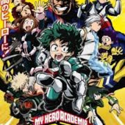Boku No Hero Academia Profile Picture