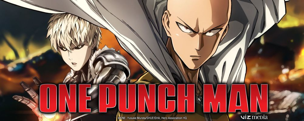 One Punch Man Cover Image