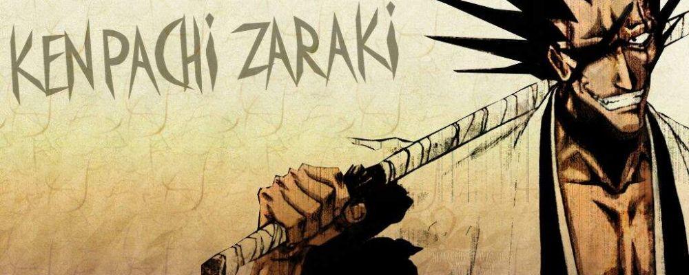 Kenpachi Zaraki Cover Image