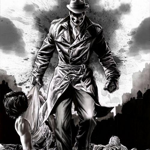 Rorschach Profile Picture