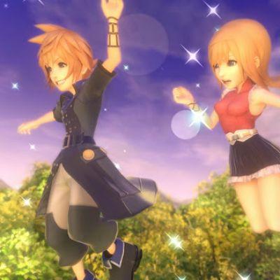 World of Final Fantasy – trailer internacional ~ Raiton-Animes