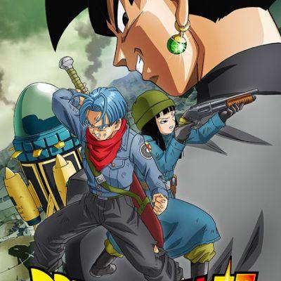 Trailer do arco Trunks do Futuro de Dragon Ball Super ~ Raiton-Animes