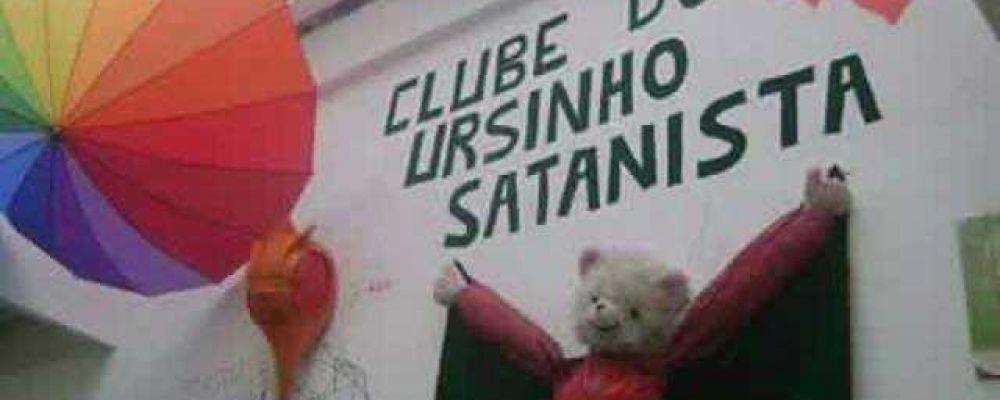 † Clube do Ursinho Satanista   Cover Image