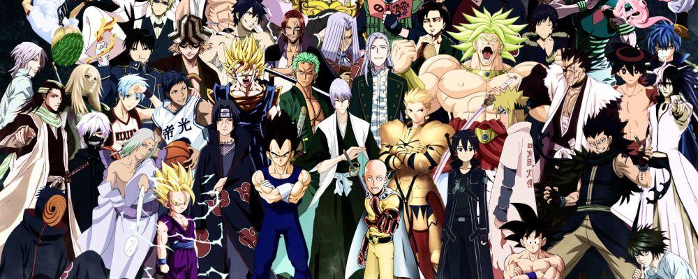 Alguma coisa ai  com anime Cover Image