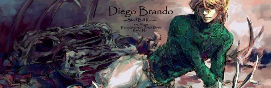 Diego Brando Cover Image