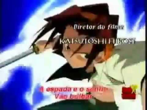 Shaman King - Abertura Português - (Brasil) - YouTube