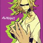 All Might Profile Picture
