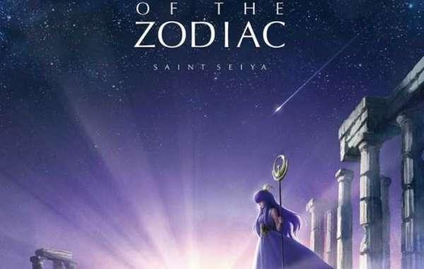 Os Cavaleiros do Zodíaco estão de volta em Netflix