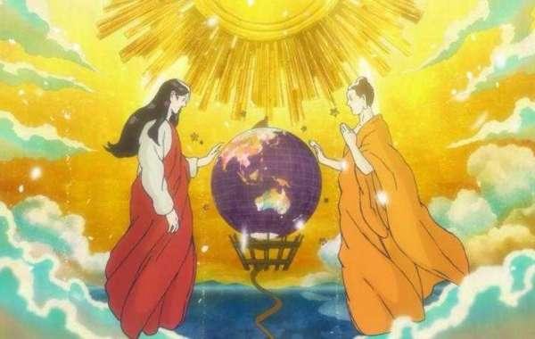 Religião nos animes