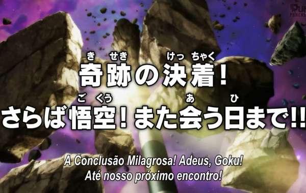 Dragon Ball Super - O retorno de Goku