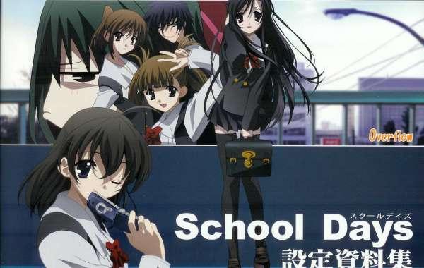 Minha opinião sobre School Days