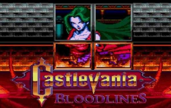 RetroReview 05 - Castlevania Bloodlines - A primeira guerra mundial foi armada !