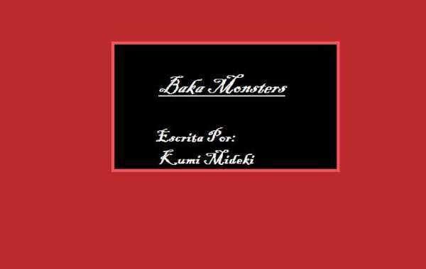 Baka Monsters Capítulo 4 : Amnesia pode ser ruim para alguns mas pode ser boa para outros