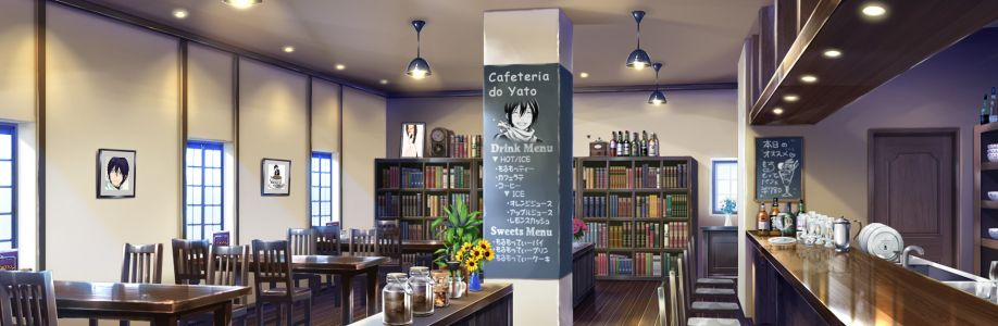Cafeteria do Yato Blog ☕ Cover Image
