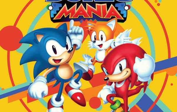 Sonic mania - Com amor,de fã pra fã